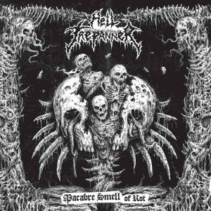 HELL TREPANNER (Per) – 'Macabre Smell of Rot' CD