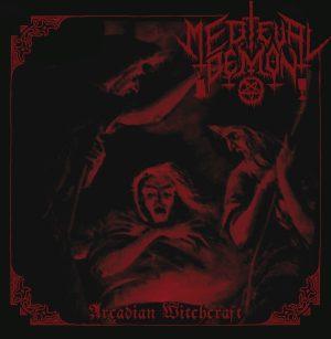 MEDIEVAL DEMON (Gr) – 'Arcadian Witchcraft'LP