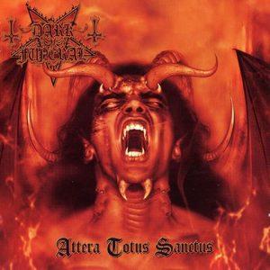 DARK FUNERAL (Swe) – 'Attera Totus Sanctus' CD
