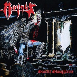 MAGNUS (Pol) – 'Scarlet Slaughterer' CD