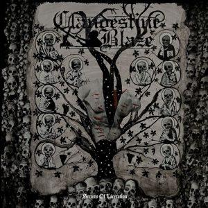 CLANDESTINE BLAZE (Fin) – 'Secrets of Laceration' LP