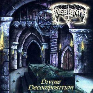 INSATANITY (USA) - 'Divine Decomposition' CD