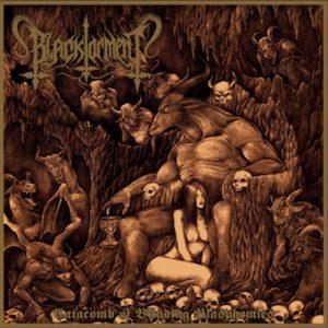 BLACK TORMENT (Mex) – 'Catacomb of Blinding Blasphemies' CD