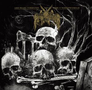 MASTER OF CRUELTY (Par) – 'Archaic Visions of the Underworld' CD