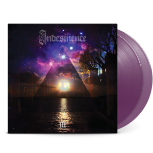 INDESINENCE (UK) – 'III' D-LP Gatefold (Purple vinyl)