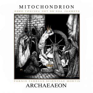 MITOCHONDRION (USA) – 'Archaeaeon' D-LP Gatefold (clear orange)