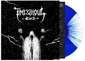 TIMEGHOUL (USA) – 'Tumultuous Travelings / Panaramic Twilight' LP (Moon phase Edition)