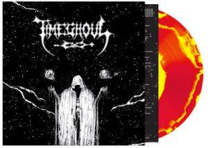TIMEGHOUL (USA) – 'Tumultuous Travelings / Panaramic Twilight' LP (Supernova Edition)