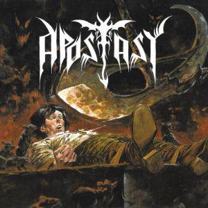 APOSTASY (Chi) – 'The Blade of Hell' MCD Digipack