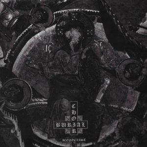 BURIAL CHOIR (Fin) – 'Iconoclast' CD Digipack