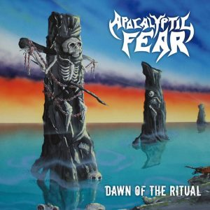 APOCALYPTIC FEAR (Can) – 'Dawn of the Ritual + Decayed Existence' CD