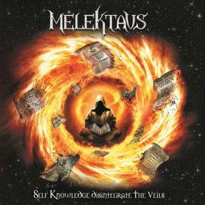 MELEKTAUS (Chi) – 'Self Knowledge Disintegrate the Veils CD Digipack