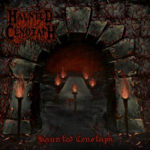 HAUNTED CENOTAPH (Pol) – 'Haunted Cenotaph' MCD