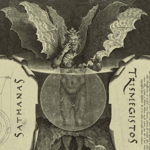 HEAD OF THE DEMON (Swe) 'Sathanas Trismegistos' CD digipack