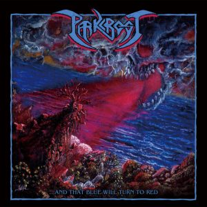 PARKCREST (Chi) – '...and That Blue Will Turn to Red' CD
