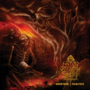 SKELETAL SPECTRE – 'Unnatural Disasters' CD