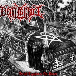 DEVIL LEE ROT (Swe) – 'Devil Equinox ov Doom' CD Digipack