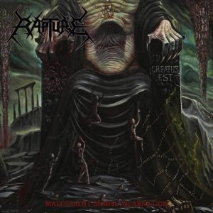 RAPTURE (Gr) – 'Malevolent Demise Incarnation' CD