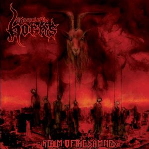 GOSPEL OF THE HORNS (Aus) – 'Realm Of The Damned' CD