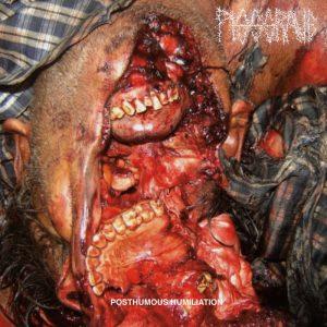 PISSGRAVE (USA) – 'Posthumous Humiliation' CD