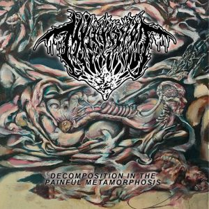 MVLTIFISSION (Cn) – 'Decomposition in the Painful Metamorphosis' CD