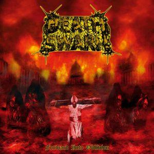 DEATHSWARM (Swe) – 'Forward Into Oblivion' CD