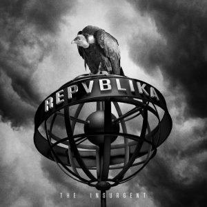 REPVBLIKA (Mex) – 'The Insurgent' CD slipcase