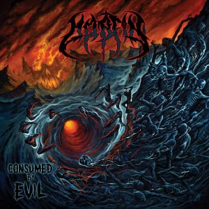 MORFIN (USA) – 'Consumed by Evil' CD