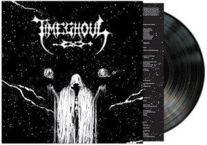 TIMEGHOUL (USA) – 'Tumultuous Travelings / Panaramic Twilight' LP (Black vinyl)