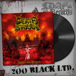 DEATHSWARM (Swe) – 'Forward Into Oblivion' LP