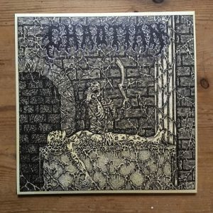 """CHAOTIAN (Dk) – 'Adipocere Feast' 7""""EP"""