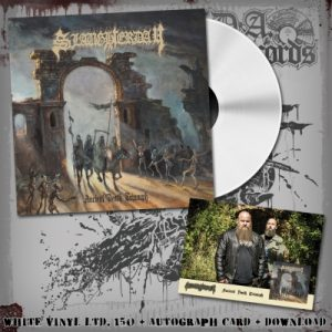 SLAUGHTERDAY (Ger) - Ancient Death Triumph LP Gatefold (White vinyl)
