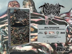 MVLTIFISSION (Cn) – 'Decomposition in the Painful Metamorphosis' TAPE