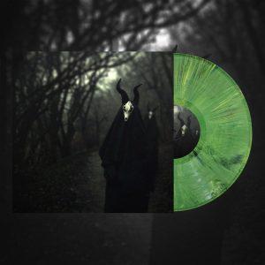 WHITE WARD (Ukr) – 'Futility Report' LP (Green/Clear vinyl)