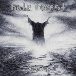 HATE FOREST (Ukr) 'The gates + 3 bonus' CD Digisleeve