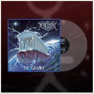 KAWIR (Gr) – 'To Cavirs' LP Gatefold (crystal clear)