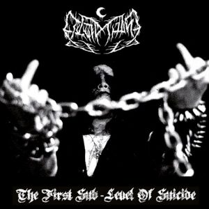 LEVIATHAN (USA) – 'The first sublevel of suicide' CD