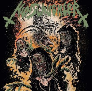 NUNSLAUGHTER (USA) – 'Hear the Witches Cackle' CD Digipack