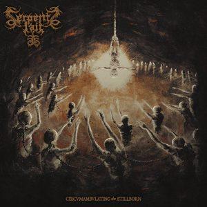 SERPENTS LAIR (Dk) – 'Circumambulating the Stillborn' CD Digipack