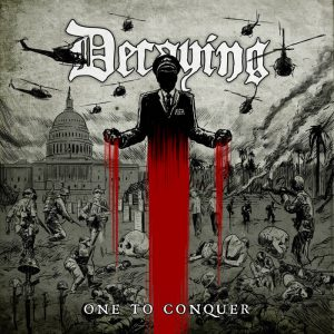 DECAYING (Fin) – 'One to Conquer' CD