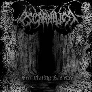 ESCARNIUM (Bra) – 'Excruciating Existence' CD