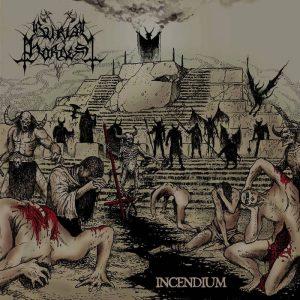 BURIAL HORDES (Gre) – 'Incendium' CD Digipack