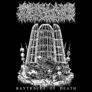 PERILAXE OCCLUSION (Can) – 'Raytraces Of Death' MCD Digipack
