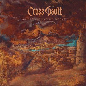 CROSS VAULT (Ger) – 'As Strangers we Depart' LP Gatefold