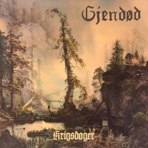 GJENDØD (Nor) – 'Krigsdøger' CD