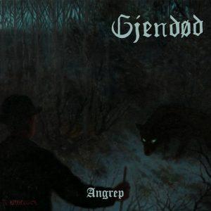 GJENDØD (Nor) – 'Angrep' CD Digipack
