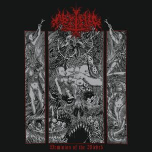 ABYTHIC (Ger) – 'Dominion Of The Wicked' CD