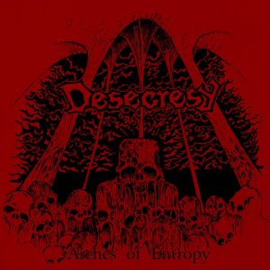 DESECRESY (Fin) – 'Arches of Entropy' LP