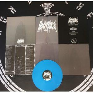 BLACK CILICE (Por) - Transfixion of Spirits LP (Blue vinyl)