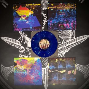 "WHITE NIGHTS (US) – 'Solanaceae' 10""MLP (Blue vinyl)"